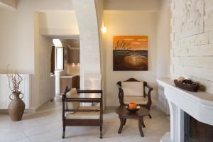 Da Molin Family Superior Suite (Living room & kitchen)