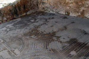 Romanian Mosaic